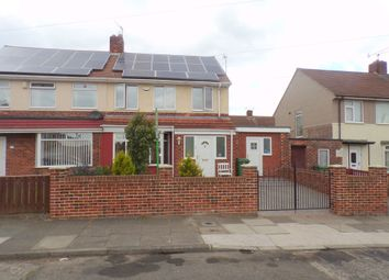 Thumbnail 3 bed semi-detached house for sale in Rochdale Avenue, Stockton-On-Tees