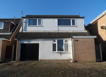 Thumbnail 3 bedroom detached bungalow for sale in Cherry Tree Road, Blackpool