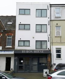 Thumbnail 2 bed flat for sale in Byron House, Cardiff Road, Luton, Bedfordshire