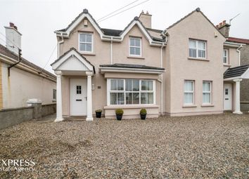 Thumbnail 4 bed semi-detached house for sale in Ballywillin Road, Portrush, County Antrim