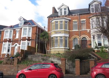 Thumbnail 4 bedroom end terrace house for sale in Porthkerry Road, Barry