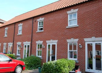 Thumbnail 2 bedroom terraced house to rent in Cowgate, Norwich