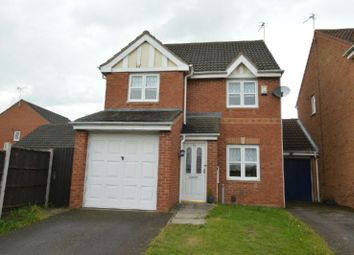 Thumbnail 3 bedroom detached house for sale in Impey Close, Thorpe Astley, Leicester
