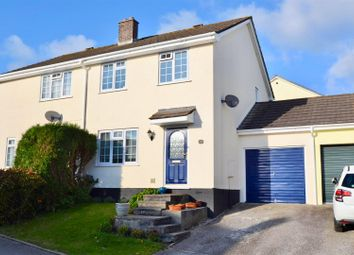 3 bed semi-detached house for sale in Treverbyn Road, Goldenbank, Falmouth TR11