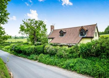 Thumbnail 3 bed detached house for sale in St.Cross South Elmham, Harleston, Suffolk