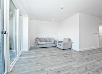 Thumbnail 3 bed flat to rent in Burnell House, 55 Peloton Avenue, London