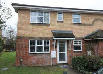 Thumbnail 2 bed maisonette to rent in Earls Meade, Luton