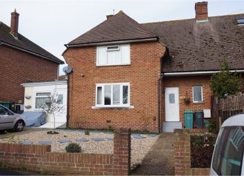 Thumbnail 4 bed semi-detached house for sale in Newport Road, Cowes