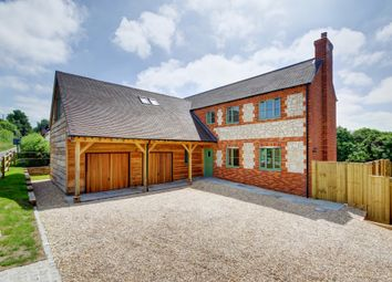Thumbnail 4 bed detached house for sale in Kingstone Winslow, Ashbury, Wiltshire
