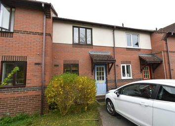 Thumbnail 2 bed terraced house for sale in Lewis Way, Chepstow