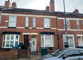 Thumbnail 4 bed terraced house for sale in 154 Gulson Road, Stoke, Coventry