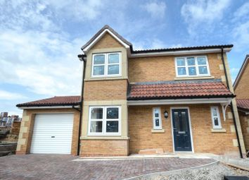 Thumbnail 4 bedroom detached house for sale in Yeavering Court, Belford, Northumberland