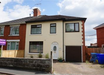Thumbnail 5 bedroom semi-detached house for sale in Ridge Walk, Stoke-On-Trent