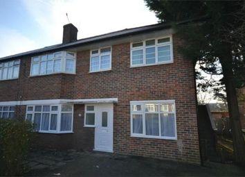 Thumbnail 2 bed maisonette to rent in Harrowdene Road, Wembley