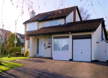 Thumbnail 4 bedroom detached house for sale in Huxley Close, Locks Heath, Southampton
