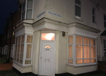 Thumbnail 1 bed flat to rent in Millingan Road, Leicester