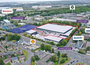 Thumbnail Light industrial to let in Unit 1A, Greenland Trade Park, Greenland Road, Darnall, Sheffield, South Yorkshire