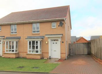 Thumbnail 3 bed semi-detached house for sale in Heatherbell Road, Coatbridge