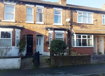 Thumbnail 2 bed terraced house to rent in North Grove, Urmston, Manchester