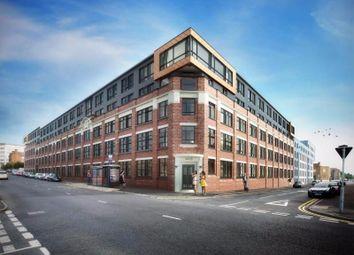 Thumbnail 2 bed flat to rent in Fabrick Square, Bradford Street, Birmingham
