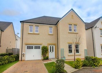 Thumbnail 4 bed detached house for sale in Redpath Crescent, Galashiels