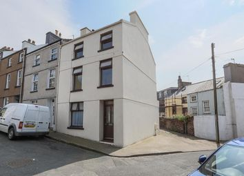 Thumbnail 3 bed end terrace house for sale in 2 Circular Road, Peel, Isle Of Man