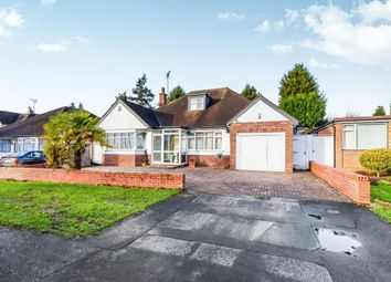 Thumbnail 4 bed bungalow for sale in Cornwall Road, Walsall, West Midlands, .