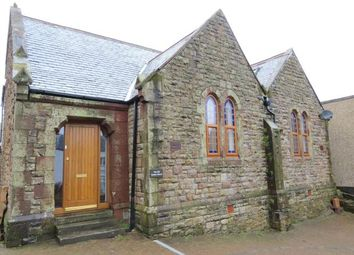 Thumbnail 4 bed detached house for sale in The Old Sunday School, Church Road, Harrington, Workington