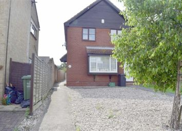 Thumbnail 2 bed flat for sale in Firs Court, Basildon, Essex