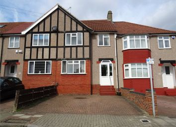 Thumbnail 3 bed terraced house for sale in Welbeck Avenue, Bromley