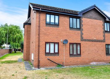 Thumbnail 2 bed flat for sale in Queens Court White Rose Close, Prestatyn