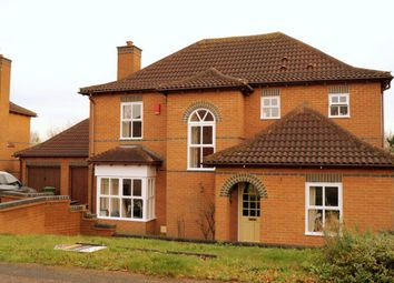 Thumbnail 4 bed detached house to rent in Dunchurch Dale, Walnut Tree, Milton Keynes