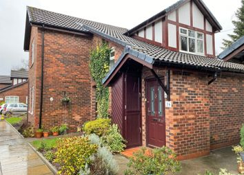Thumbnail 1 bed flat for sale in Nightingale Close, Wilmslow