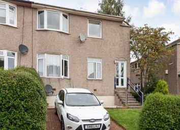 Thumbnail 3 bed flat for sale in Newcroft Drive, Glasgow, Lanarkshire