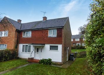 Thumbnail 3 bedroom semi-detached house for sale in Blagdon Road, Reading