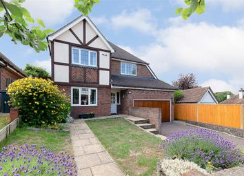 Thumbnail 4 bed detached house for sale in Purley Bury Close, Purley, Surrey