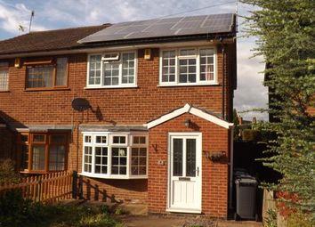 Thumbnail 3 bed semi-detached house for sale in Templeman Close, Ruddington, Nottingham, Nottinghamshire