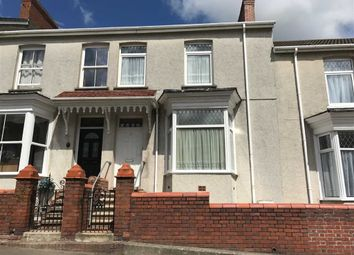 Thumbnail 3 bed terraced house for sale in Hedley Terrace, Llanelli