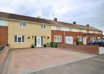 4 bed terraced house for sale in Manor Crescent, Drayton, Portsmouth PO6