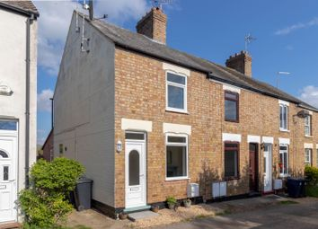 Thumbnail 2 bedroom end terrace house for sale in Main Street, Yaxley, Peterborough
