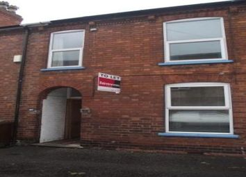 Thumbnail 3 bed terraced house to rent in Cross Street, Lincoln