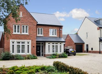 Thumbnail 4 bed detached house for sale in Heyford Park, Camp Road, Upper Heyford, Bicester