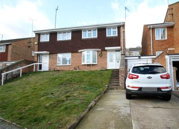Thumbnail 4 bed semi-detached house for sale in Wagtail Gardens, Selsdon, South Croydon