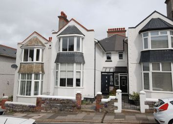 3 bed terraced house for sale in Home Park Avenue, Plymouth PL3
