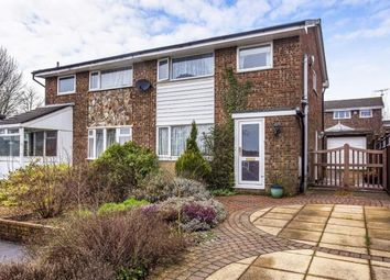 Thumbnail 3 bed semi-detached house for sale in Southey Close, Fulwood, Preston, Lancashire