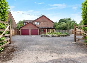 Thumbnail 4 bed detached house for sale in Wardle Road, Highbridge, Eastleigh, Hampshire
