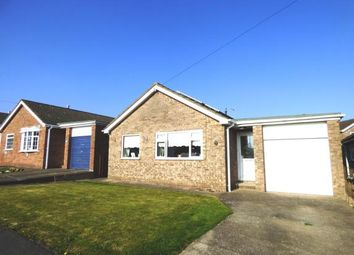Thumbnail 2 bed bungalow for sale in Tudor Drive, Louth, Lincolnshire, .