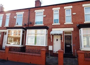 Thumbnail 2 bed terraced house for sale in Beeley Street, Salford, Greater Manchester
