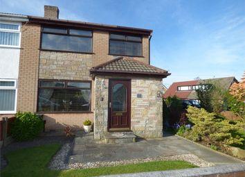 Thumbnail 3 bed semi-detached house for sale in Croft Avenue, Golborne, Warrington
