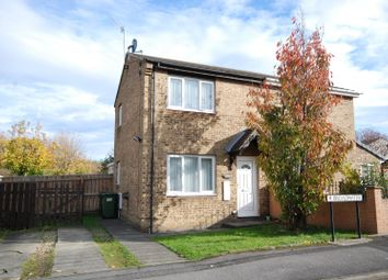 Thumbnail 1 bed semi-detached house for sale in Broadwater, Gateshead